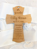 Wooden Cross Personalized Gifts